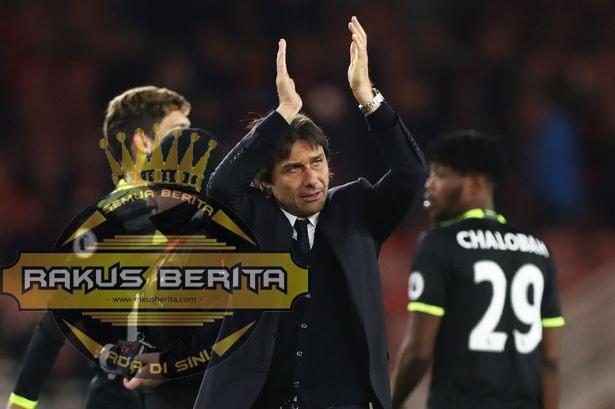 Duduki Puncak Klasemen, Conte Minta Chelsea Kerja Lebih Keras !