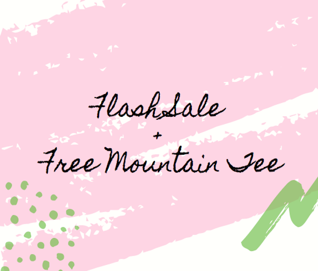 mountain tee shirt sale