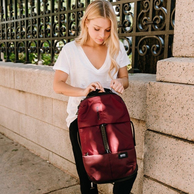 Be Prepared for An Active #Lifestyle with Hybrid Bags from @Solo_NewYork @Gammatek #EverydaySolo
