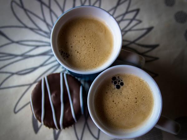 Op de koffie: Bij Evelyne