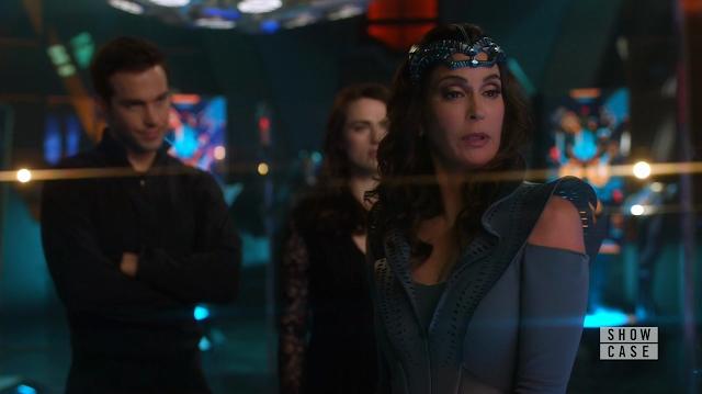 supergirl 2x21 rhea