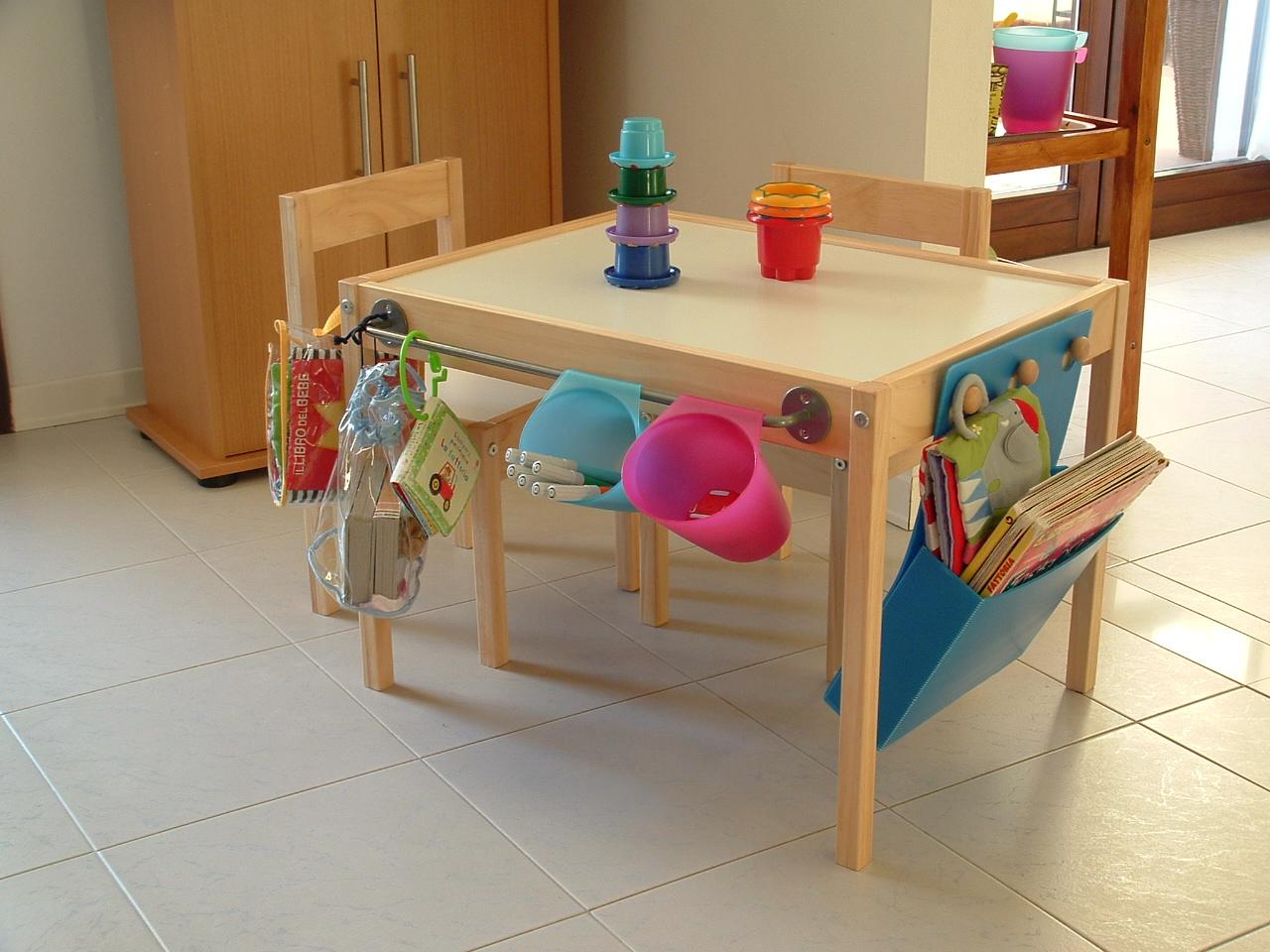 Tavolino Che Diventa Tavolo Ikea ricicla e crea: tavolino ikea per flavia