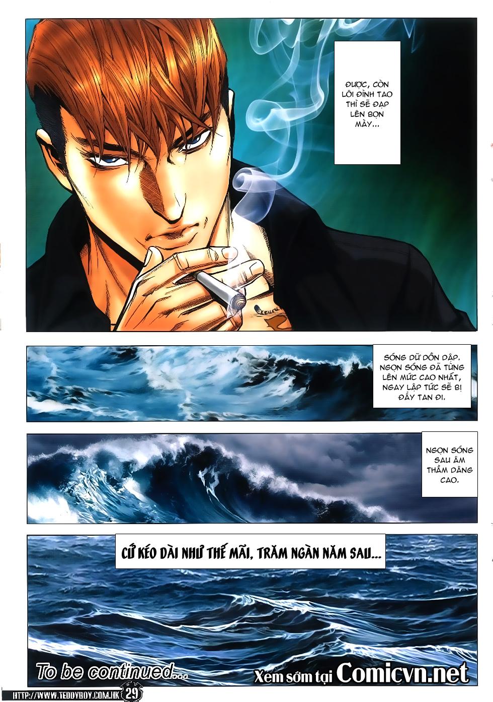 Người Trong Giang Hồ chapter 1861: kết thúc này bắt đầu khác trang 27