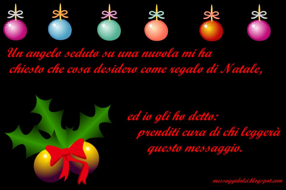 Buon natale messaggi messaggi dolci for Messaggi divertenti di buon anno