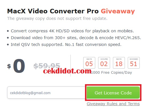 Kumpulan Software Komputer Gratis Video Converter Full Version