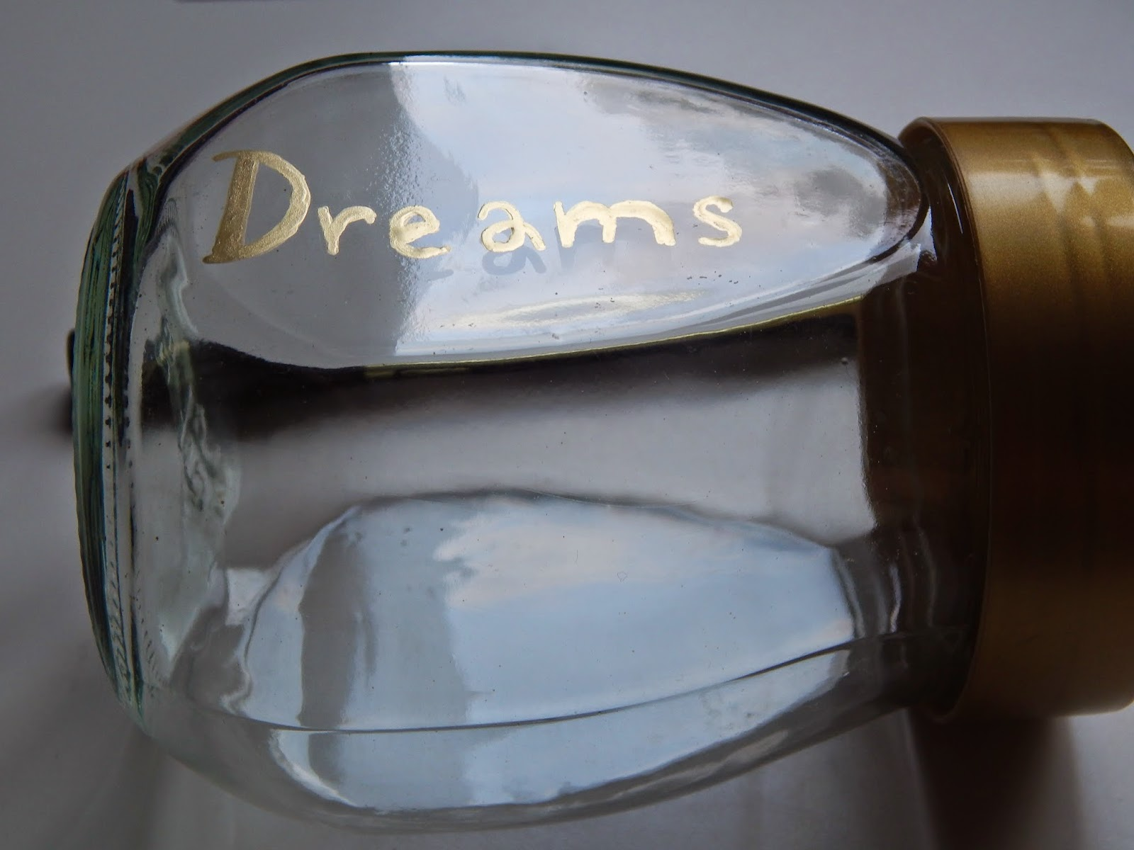 Sklenice přání
