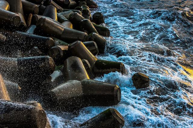 Fotografia | Uma manhã à beira-mar
