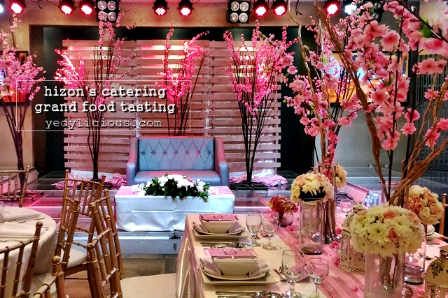 Hizon's Grand Food Tasting, Best Catering Services in Manila