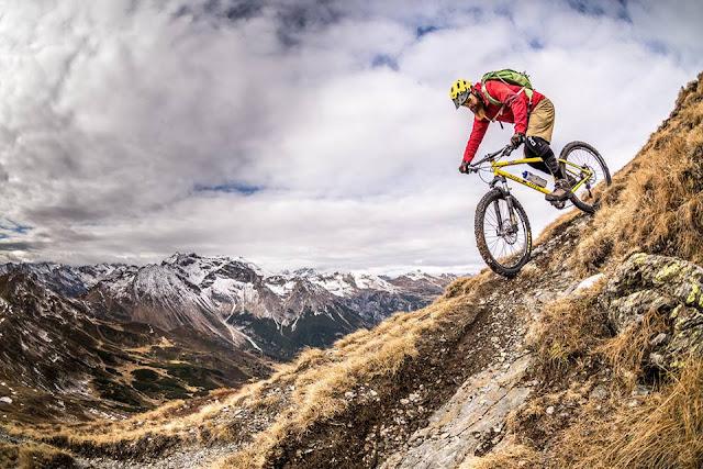 Mountainbike Guiding Südtirol