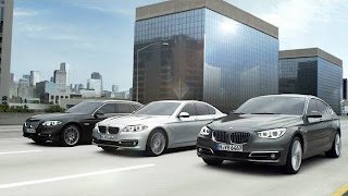 BMW 5 Series Touring and BMW 5 Series Gran Turismo