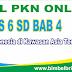 Soal PKN Online Kelas 6 SD Bab 4 Peran Indonesia Di Asia Tenggara - Langsung Ada Nilainya