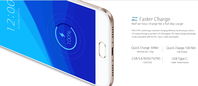 Umi Z Full Specifications & Price