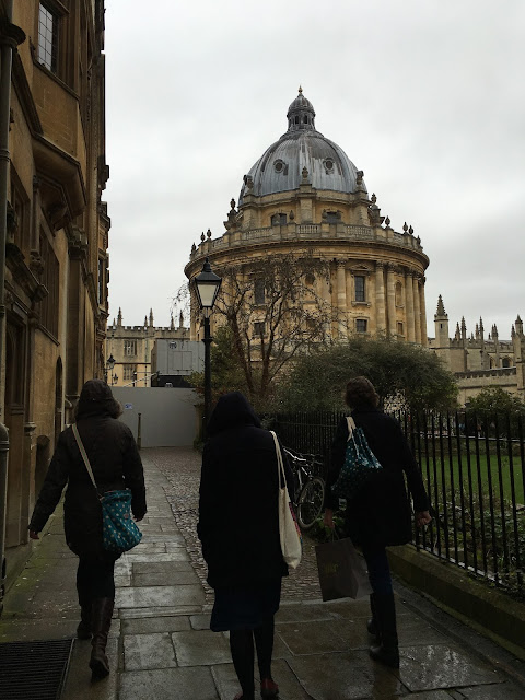Radcliffe Camera , Oxford