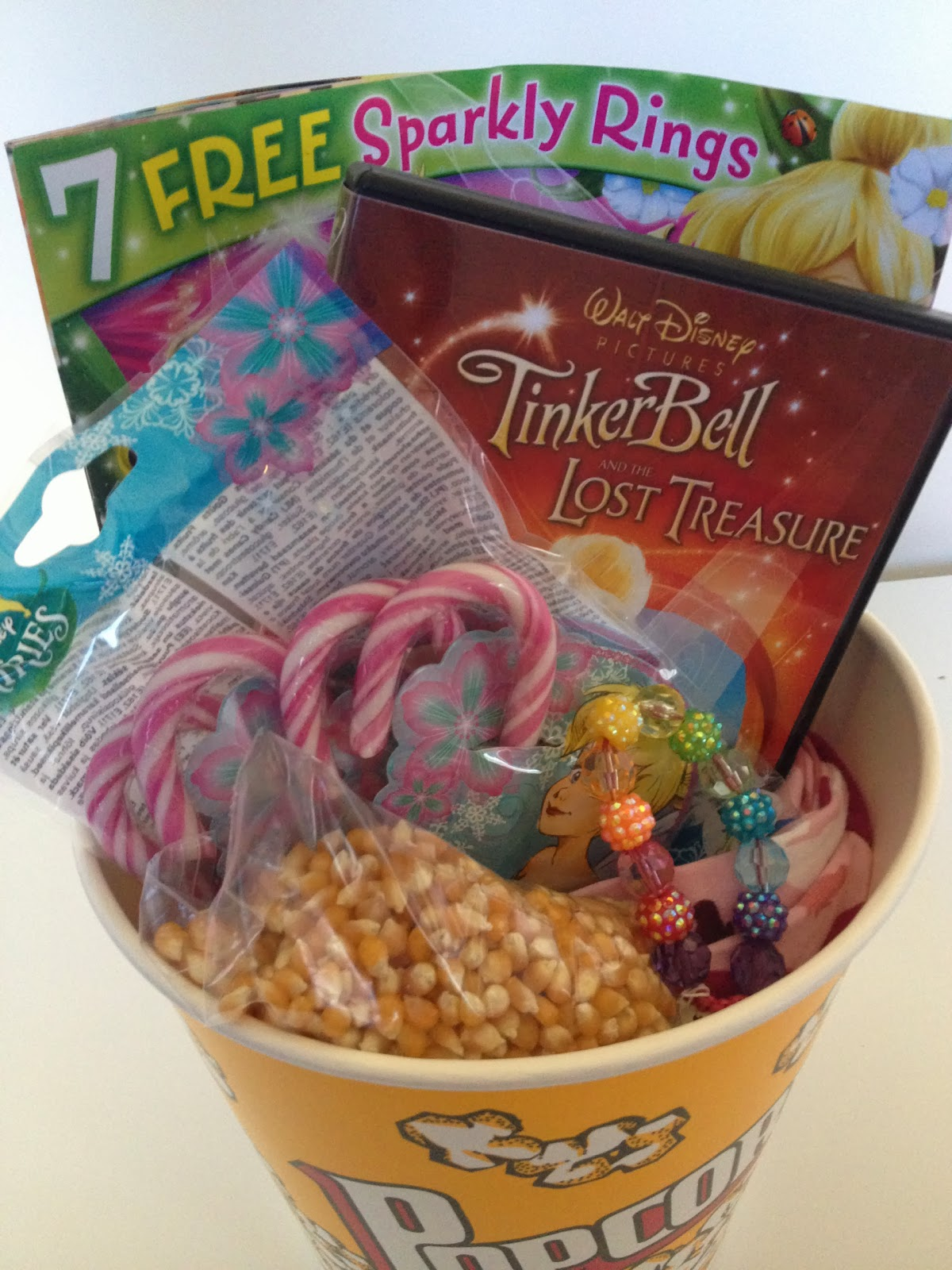 Me and my shadow Movie Night Gift Hamper Ideas