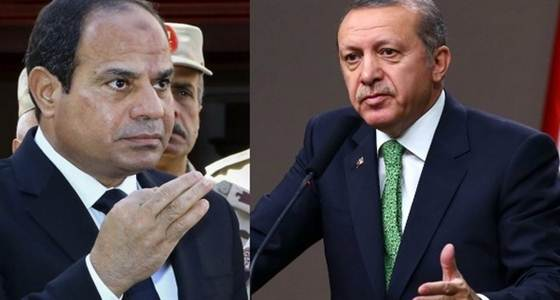 اردوغان والسيسي