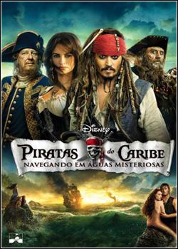 baixar capa Piratas do Caribe: Navegando em Águas Misteriosas   Dual Áudio