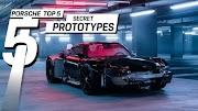 Porsche secret prototypes: Cayenne Cabrio and others!