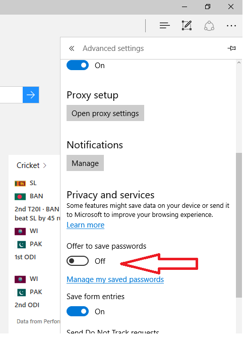 1 Microsoftgo To Www Bing Com: Learn New Things: Stop Web Browser Asking To Save Your