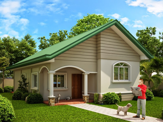 15 beautiful small house designs for Design for small houses