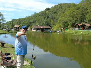 Pescaria, Pesqueiro Nabel, Pressão Atmosférica na Pescaria, Tralha de Pesca