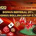 Website permainan judi poker online
