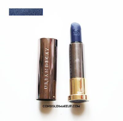 Review: Rossetto Vice in Heroine - Urban Decay