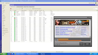jasa setting mikrotik warnet untuk game online dan browsing 1mbps speedy