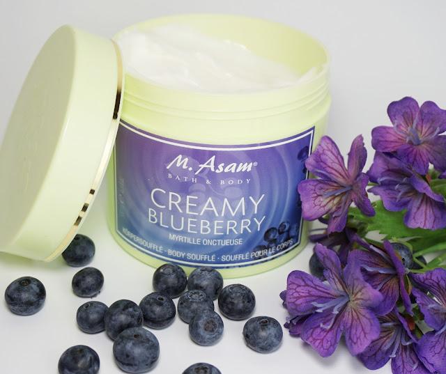 M. Asam - Body Soufflè (Creamy Blueberry) ...zum Anbeißen lecker!