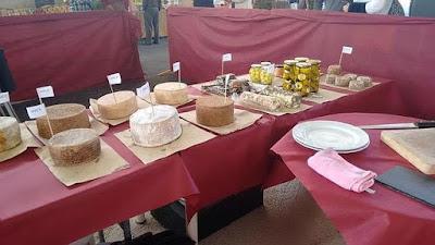 Villaluenga, queso, feria, artesanal, cadiz, cádiz, provincia, muestra, 2016, abril,