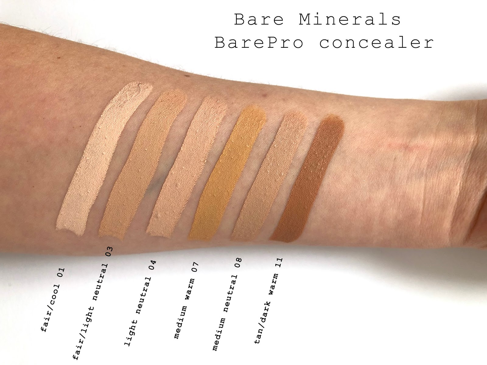 BarePro 16-Hour Full Coverage Concealer by bareMinerals #10