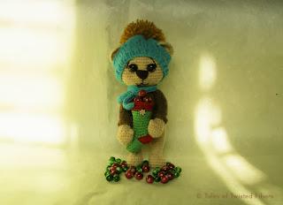 oso-navideño-amigurumi