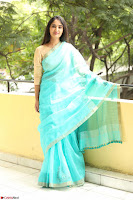 Radhika Mehrotra in Green Saree ~  Exclujsive Celebrities Galleries 050.JPG