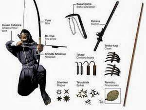 Senjata Ninja Assasin