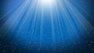 Fond d'écran bleu hd