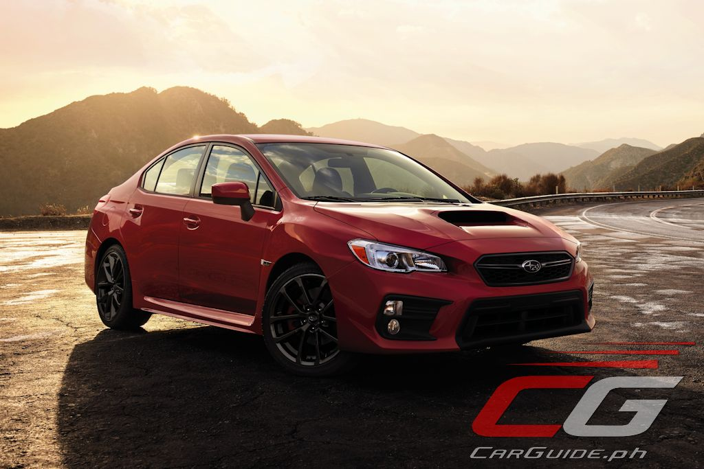 Beautiful The 2018 Subaru WRX And WRX STI Begins Sales In The US In A Couple Of  Months. The Philippines Will Also Be Receiving These Upgraded Sport Sedans  Later In ...