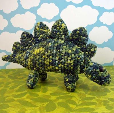all the good blog names were taken meet horace the stegosaurus