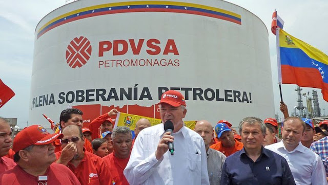 Rusia le adelantó a Venezuela más de US$1.000 millones a través de la petrolera estatal Rosneft