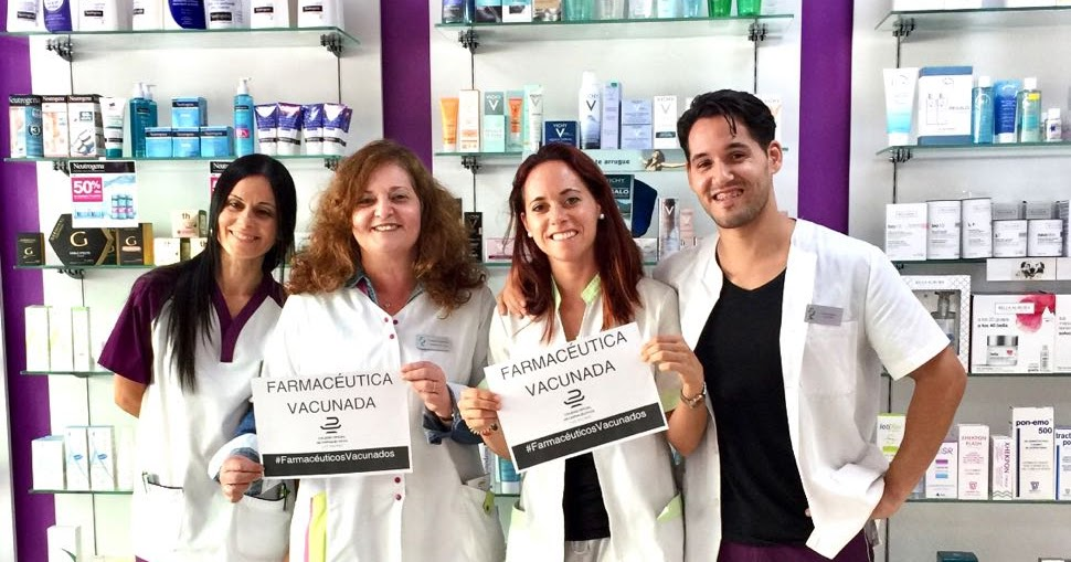 La farmacia el charco de puerto del rosario se suma a la campa a de vacunaci n antigripal - Farmacia guardia puerto del rosario ...