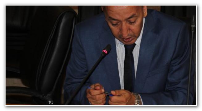 كلميم:المجلس الإقليمي يلتمس من وزير الداخلية تغطية العجز الحاصل في ميزانيته