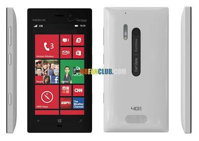 Nokia Lumia 928 - Camera Smartphone with Xenon Flash