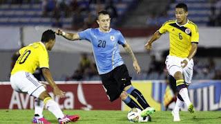 Ecuador U20 vs Uruguay U20 en Sudamericano Sub 20, Ecuador 2017