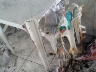 Moto G4 Plus explode e incendeia casa.