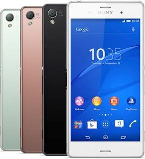 Spesifikasi Sony Xperia Z4