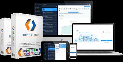 Order Link tools untuk Dropshipper