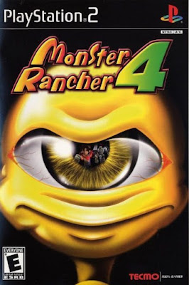 Monster Rancher 4 PS2 GAME ISO