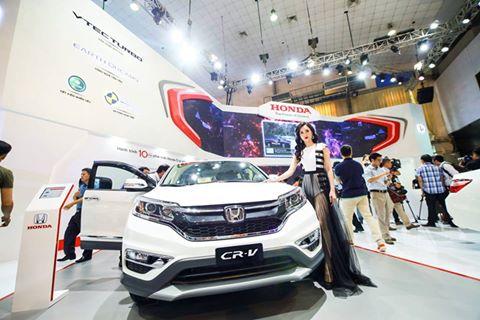 Ra mắt Honda CR-V Phiên bản đặc biệt - Đúng chất, xứng tầm