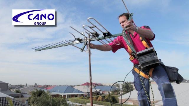 Técnico de antenas - Canogroup
