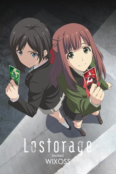Lostorage Incited WIXOSS 12/12 [HD+VL][Sub Esp][MEGA]