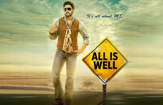 First Look All Is Well Abhishek Bachchan