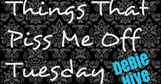 DeBie Hive: Things That Piss Me Off Tuesday - the this election is a sham edition